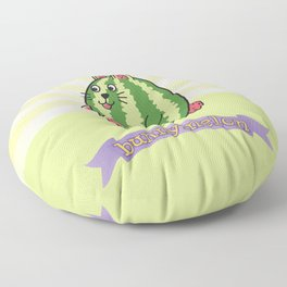 bunnymelon Floor Pillow