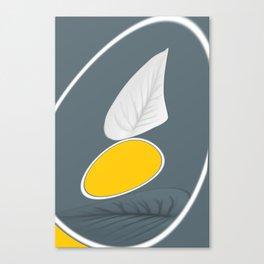 OVALINE Canvas Print