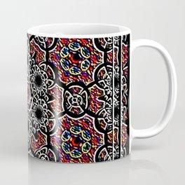 Digital Crochet As Art Coffee Mug