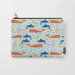 Under the Sea Adventures Carry-All Pouch