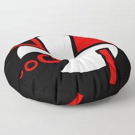 Polarity Floor Pillow