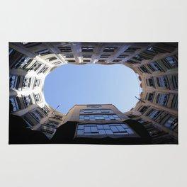 Barcelona Photography - Casa Mila La Pedrera Rug