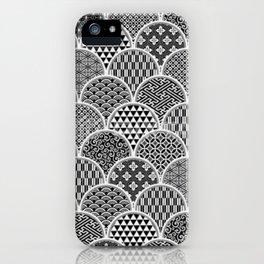 Japanese Medley iPhone Case