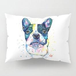 French Bulldog - Juno the Frenchton Pillow Sham