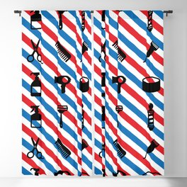 Barber Blackout Curtain