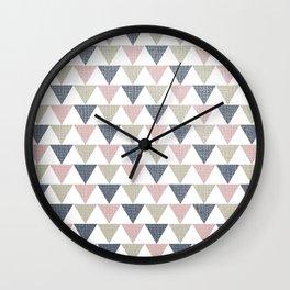CHA-CHA Wall Clock