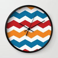 charizard Wall Clocks featuring Charizard by Halamo