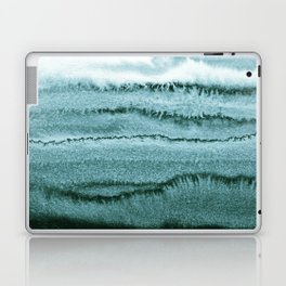WITHIN THE TIDES - OCEAN TEAL Laptop & iPad Skin