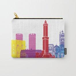 Genoa skyline pop Carry-All Pouch