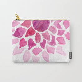 Dahlia Darling Carry-All Pouch