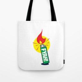Fyah! Tote Bag