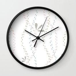 modern decor light Wall Clock