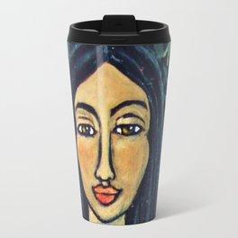 Cardinal Spirit *Natue Maiden Travel Mug