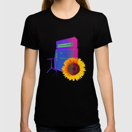 Amplifikation Caliburn Sunflower T-shirt