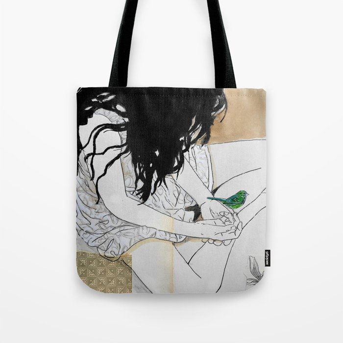 CONNECTED Tote Bag