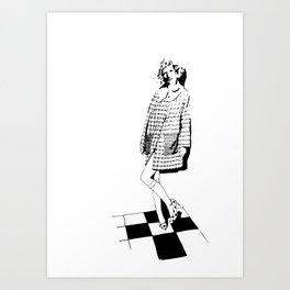 Grayson Perry - I feel pretty Art Print