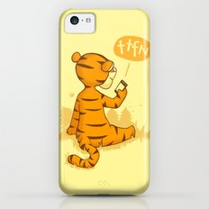 Ta Ta For Now iPhone 5c Slim Case