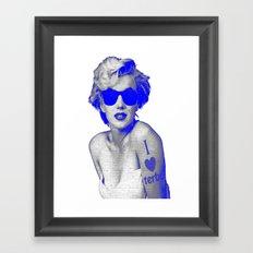 Mariloner Framed Art Print