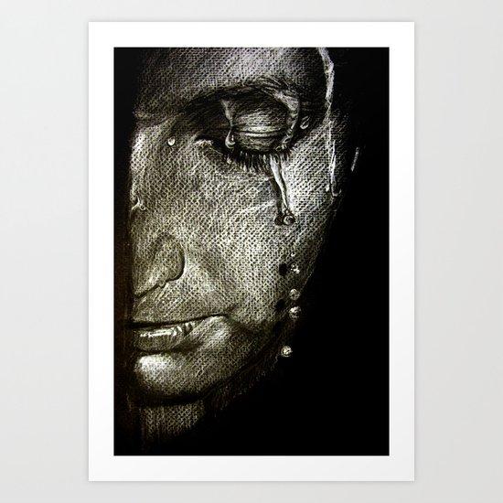 Repentance Art Print