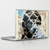 jack nicholson Laptop & iPad Skins featuring Jack Nicholson by ARTito