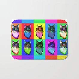 Cat Copy #42 Bath Mat