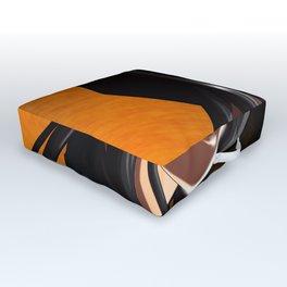Bleach Outdoor Floor Cushion