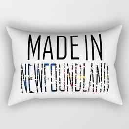 Made In Newfounland Rectangular Pillow