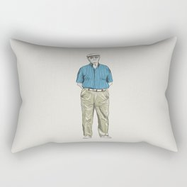 Abuelo Rectangular Pillow