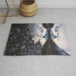 Northern Spring - Landscape and Nature Photography Rug