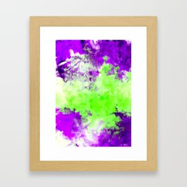 Juggernaut Framed Art Print