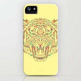 Wild Living Thing iPhone Case