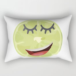 my first lemon Rectangular Pillow
