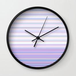 events Wall Clock