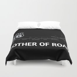 Mother Of Road - Route 66 Duvet Cover
