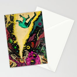 Interstellar Overdrive  Stationery Cards