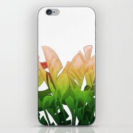 Leaves of Summer iPhone Skin