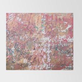 Autumnal Throw Blanket