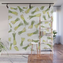Lemongrass Wall Mural