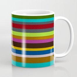 Pink Sands on the Horizon Stripe Study One Coffee Mug