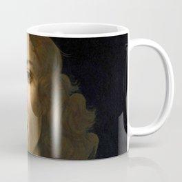 "Sandro Botticelli ""Portrait of a Young Man"" (II) Coffee Mug"