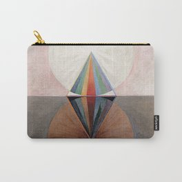 Hilma af Klint Group IX/SUW The Swan No. 12 Carry-All Pouch