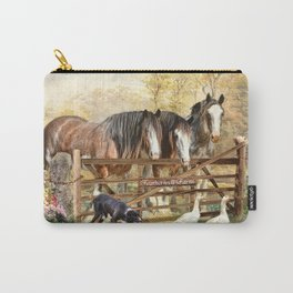 Featherwell Farm Carry-All Pouch