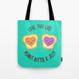 Sweet Lovers Tote Bag