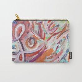 Love Grafitti Carry-All Pouch