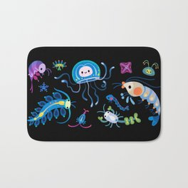 Zooplankton Bath Mat
