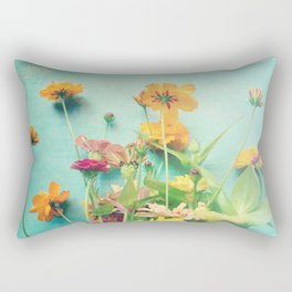 I Carry You With Me Into the World Rectangular Pillow
