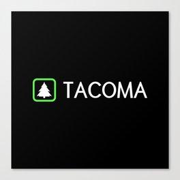 Tacoma, Washington Canvas Print