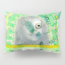 Incognito Girl Pillow Sham