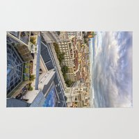 madrid Area & Throw Rugs featuring Madrid by Solar Designs