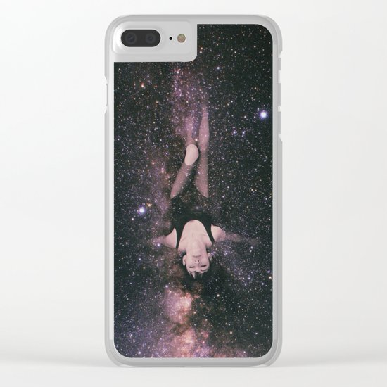 Bed Clear iPhone Case